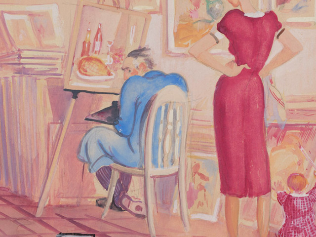 MARITAL MILESTONES  #4  1938