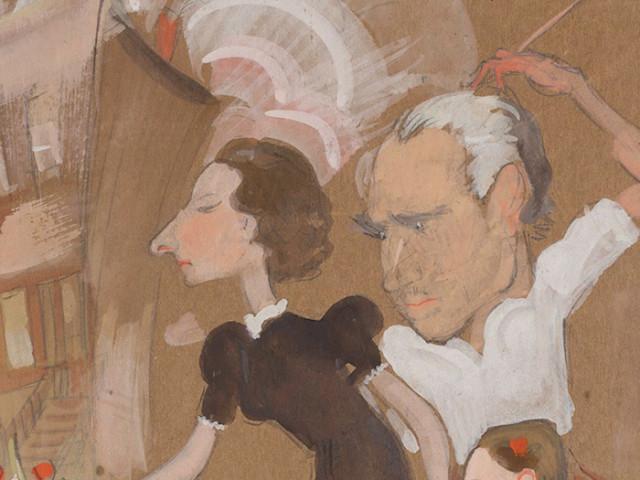 MARITAL MILESTONES  #7  1941